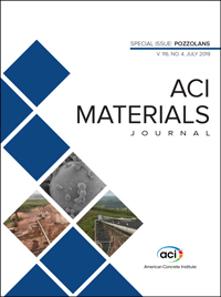 ACI Materials Journal cover