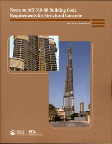 318 08 building code requirements for structural concrete and eb0708 pca notes on 318 08 building code requirements for structural concrete with design applications fandeluxe Images