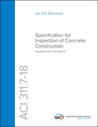 SP-002(07): Manual of Concrete Inspection