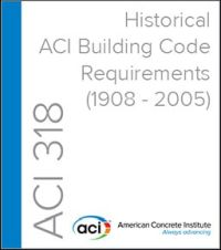 318 14 building code requirements for structural concrete and 318 historical aci building code requirements 1908 2005 fandeluxe Images