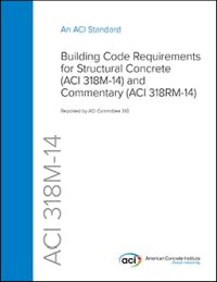 318 14 building code requirements for structural concrete and 318m 14 building code requirements for structural concrete and commentary metric fandeluxe Images