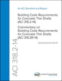 318 14 building code requirements for structural concrete and rh concrete org American Concrete Institute UNK American Concrete Institute Manual