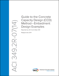ACI 349-06: Code Requirements for Nuclear Safety-Related Concrete Structures and Commentary
