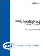355 3R-11 Guide for Design of Anchorage to Concrete