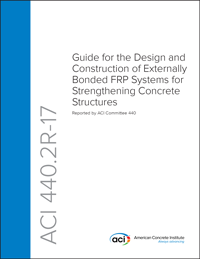 Aci store 4402r 17 guide for the design and construction of externally bonded frp systems for strengthening concrete structures fandeluxe Choice Image