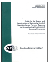 440 1R-15 Guide for the Design and Construction of Structural