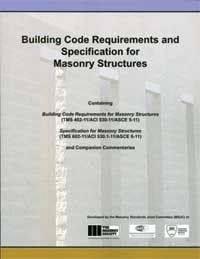 Aci store 5305301 11 building code requirements and specification for masonry structures and related commentaries fandeluxe Choice Image