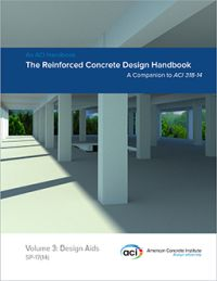Sp 017 14 The Reinforced Concrete Design Handbook Volumes 1 2