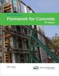 sp-004 8th formwork for concrete pdf