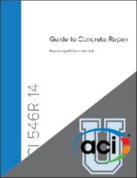 562m 16 code requirements for assessment repair and rehabilitation rh concrete org aci 546r-04 concrete repair guide