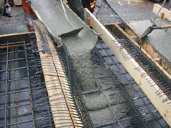Self consolidating concrete aci
