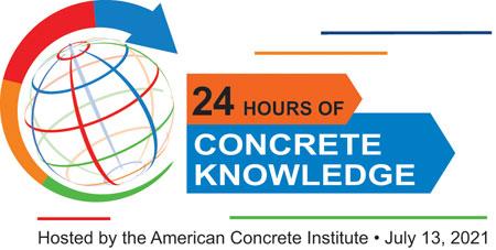24 hours of concrete logo