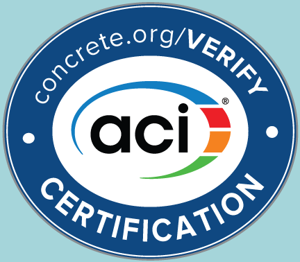 ACI Certification graphic