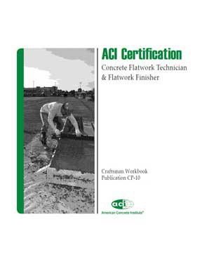 aci concrete field testing technician grade 1 pdf